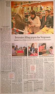 Artikel Hohenloher Zeitung April 2014